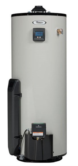 Whirlpool High Efficiency Gas Water Heater